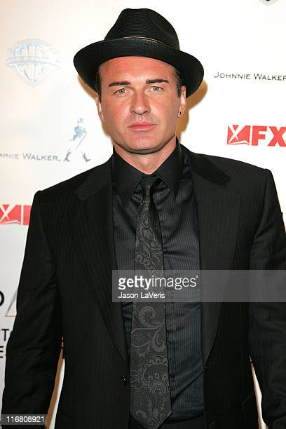 Julian McMahon at the Season 5 Premiere of Nip/Tuck on October 20 2007
