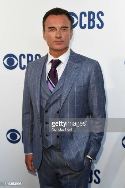 Julian McMahon attends the 2019 CBS Upfront at The Plaza on May 15 2019 in New York City
