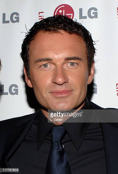 Julian McMahon during 2005 Stuff Style Awards Inside at Hollywood Roosevelt Hotel in Los Angeles California United States