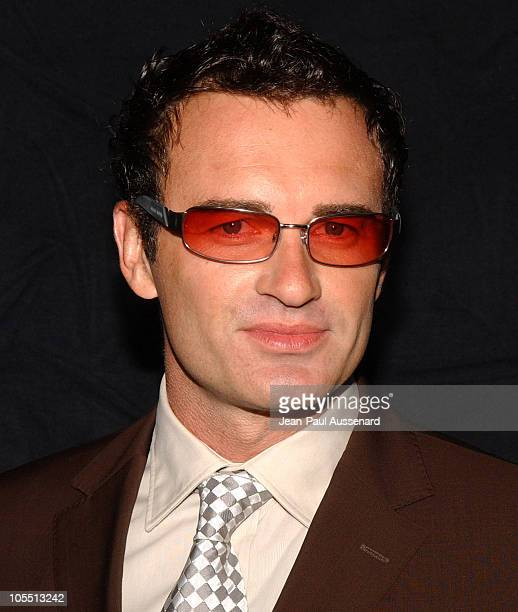 Julian McMahon during FX Networks Nip/Tuck 3rd Season Premiere Screening Arrivals at El Capitan Theatre in Hollywood California United States