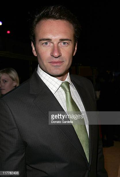 Julian McMahon during Hugo Boss Fall Winter 2005 Men's and Women's Collections Party Inside at Beverly Hills Hotel in Beverly Hills California United...