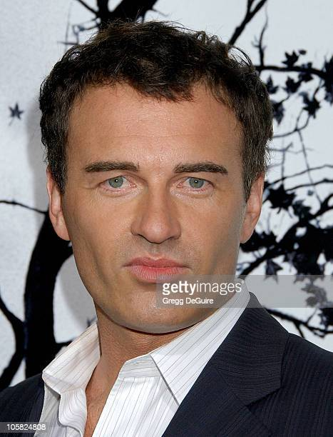 Julian McMahon during Premonition Los Angeles Premiere Arrivals at Cinerama Dome in Hollywood California United States