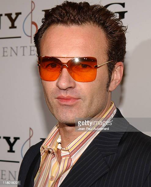 Julian McMahon during Sony/BMG Music Entertainment 2005 After GRAMMY Awards Party Arrivals at Hollywood Roosevelt Hotel in Hollywood California...