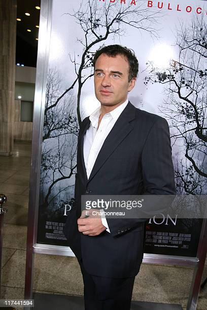 Julian McMahon during Tri Star Pictures Presents the World Premiere of Premonition at Cinerama Dome in Hollywood California United States