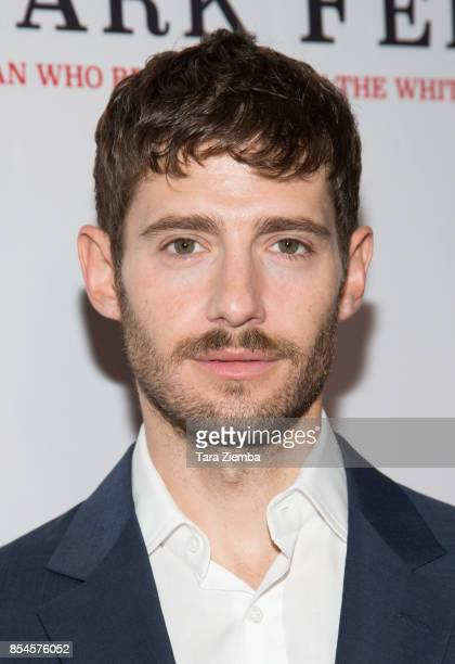 Julian Morris attends the premiere of Sony Pictures Classics' 'Mark Felt The Man Who Brought Down The White House' at Writers Guild Theater on...