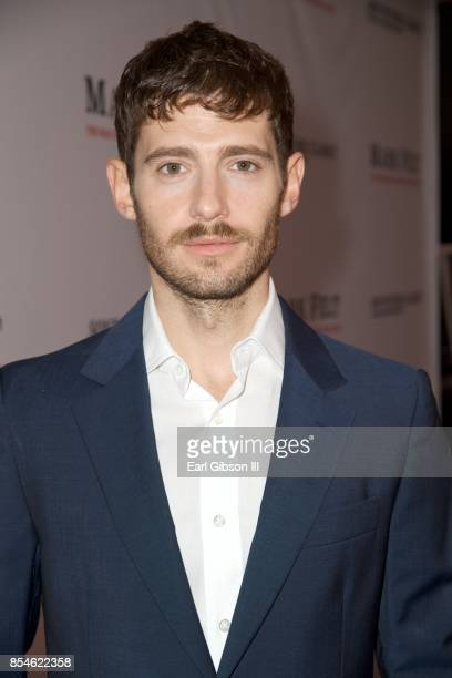Julian Morris attends the Premiere Of Sony Pictures Classics' Mark Felt The Man Who Brought Down The White House' at Writers Guild Theater on...