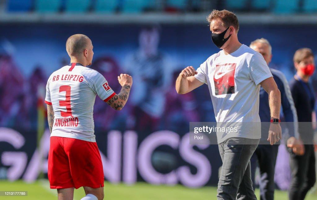 RB Leipzig v Sport-Club Freiburg - Bundesliga : Foto di attualità