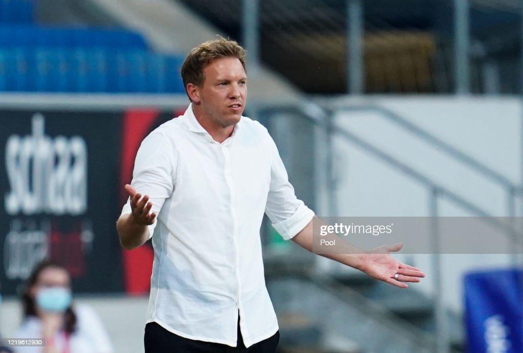 TSG 1899 Hoffenheim v RB Leipzig - Bundesliga : News Photo