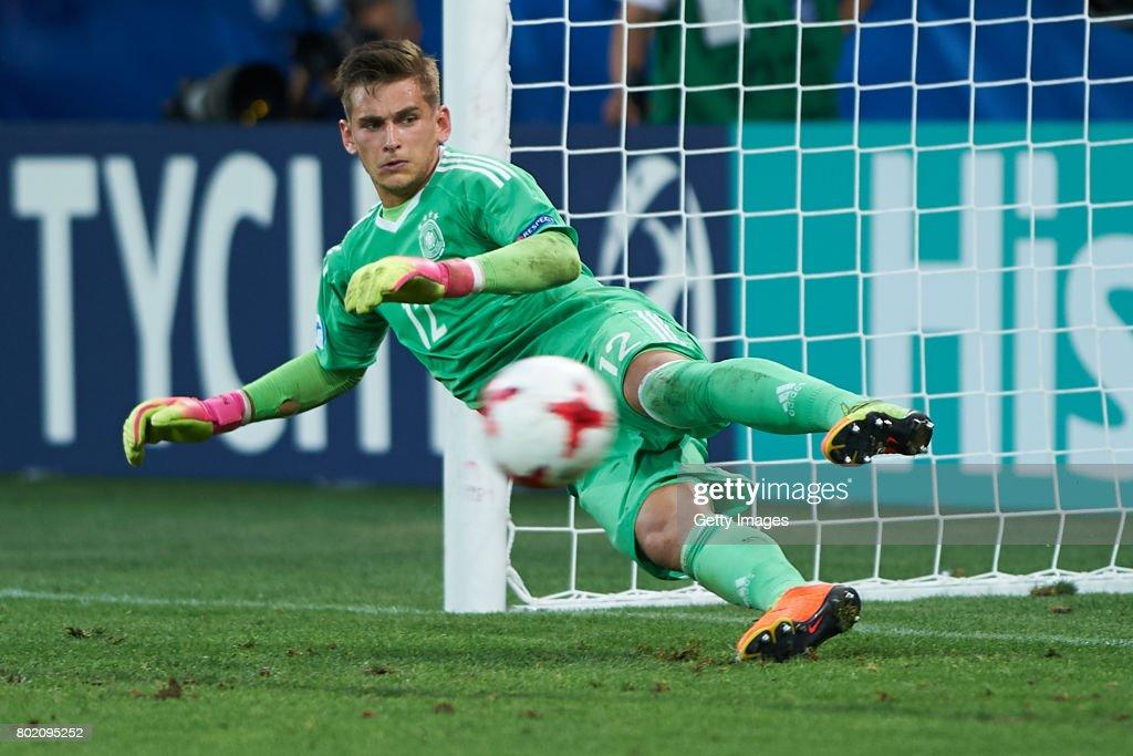 England v Germany: Semi Final - 2017 UEFA European Under-21 Championship