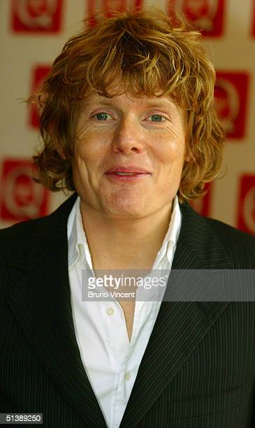 Julian Rhind Tutt arrives at the Q Awards 2004 at Grosvenor House Park Lane on October 4 2004 in London The 15th annual music awards are held by Q...