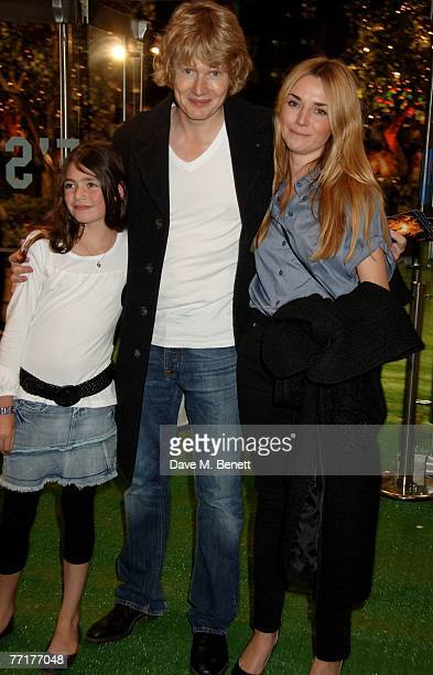 Julian RhindTutt arrives at the UK film premiere of 'Stardust' at the Odeon Leicester Square on October 3 2007 in London England