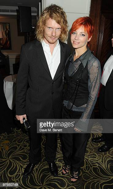 Julian RhindTutt attends the Who's Cooking Dinner charity event in aid of leukaemia charity Leukaon at the Langham Hotel on March 8 2010 in London...