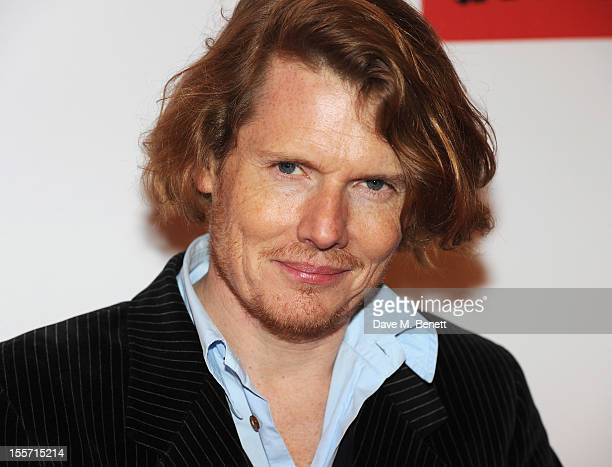 Julian RhindTutt attends the World Premiere of 'Gambit' at Empire Leicester Square on November 7 2012 in London England