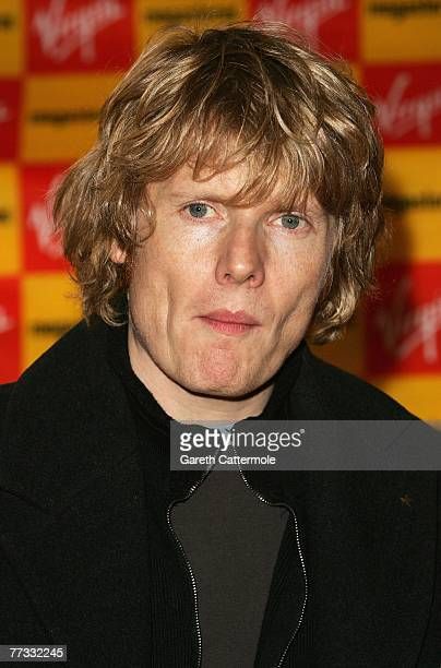 Julian RhindTutt from The Green Wing attends a signing session for the new DVD The Green Wing Definitive Edition at Virgin Megastore in Picadilly on...