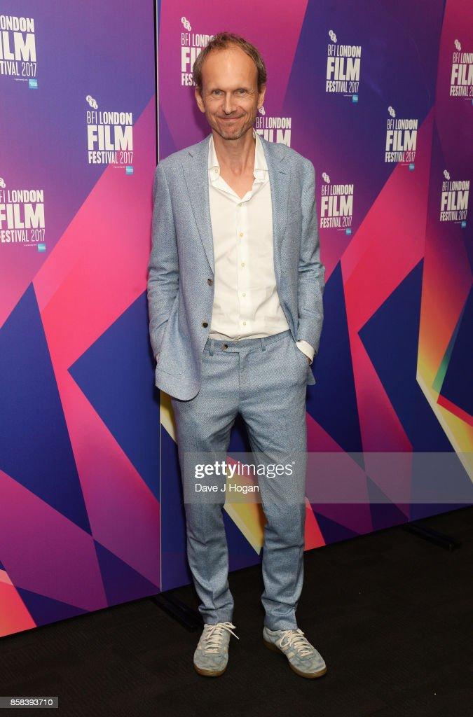 Julian Rosefeldt attends the LFF Connects: Julian Rosefeldt & Cate Blanchett event at the 61st BFI London Film Festival on October 6, 2017 in London, England.