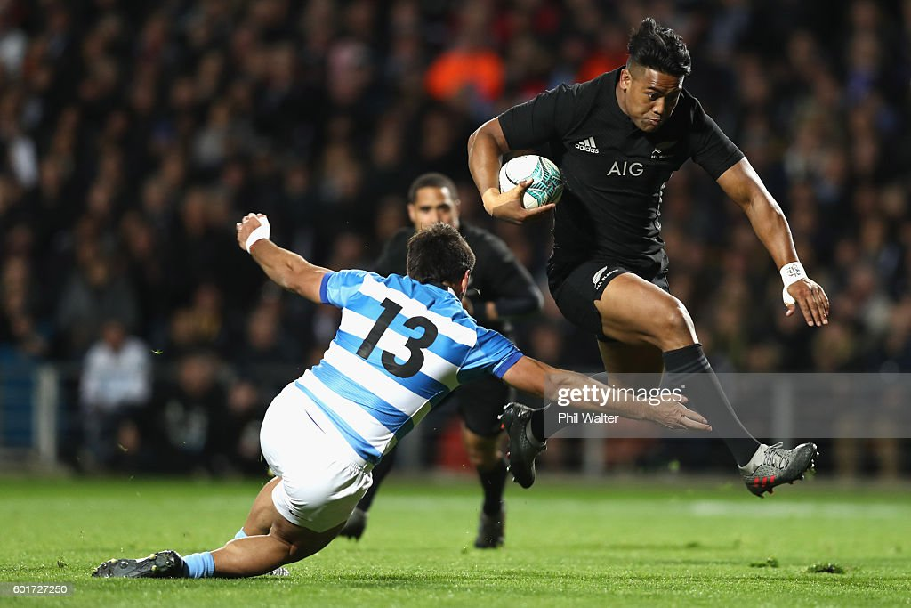 New Zealand v Argentina