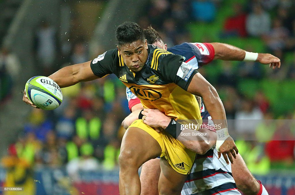 Super Rugby Rd 8 - Rebels v Hurricanes