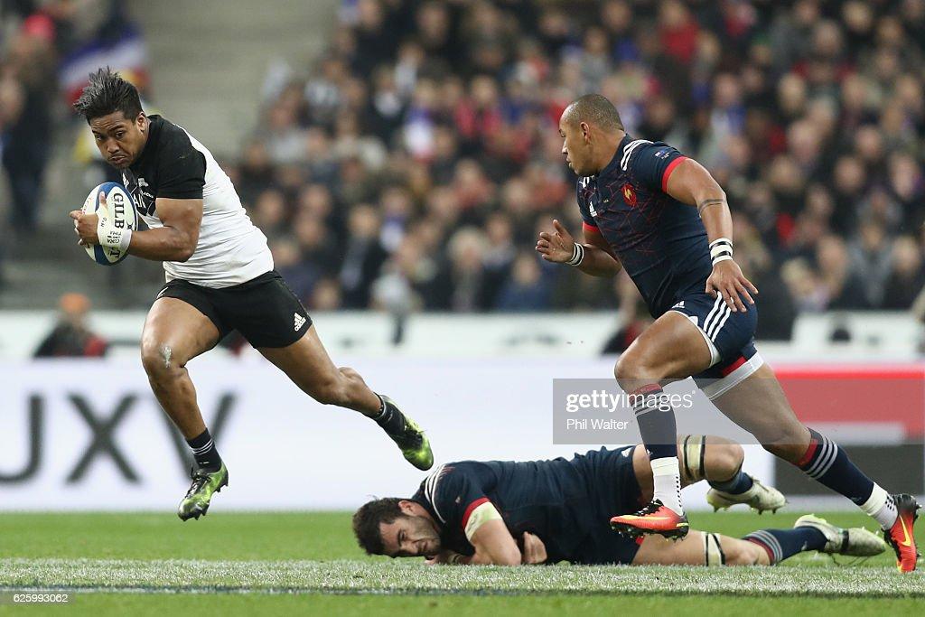 France v New Zealand - International Match : Photo d'actualité