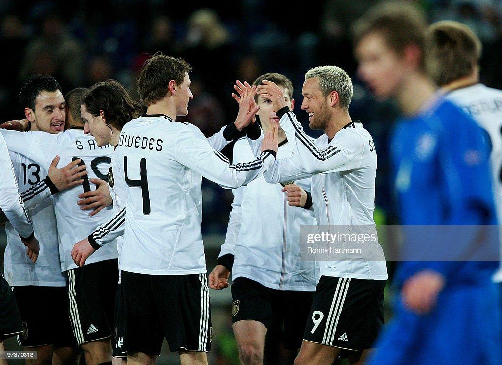 Germany v Iceland - U21 Euro Qualifying