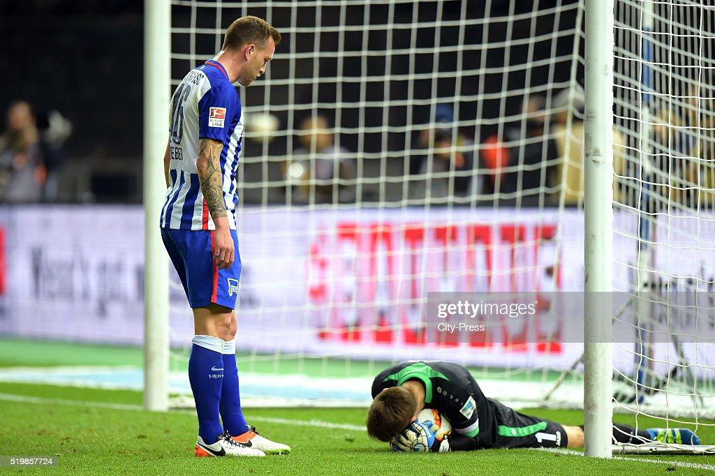 Hertha BSC v Hannover 96 - Bundesliga : News Photo