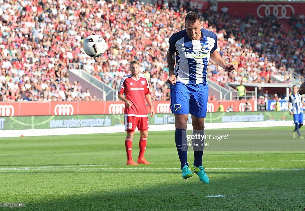 FC Ingolstadt v Hertha BSC : News Photo