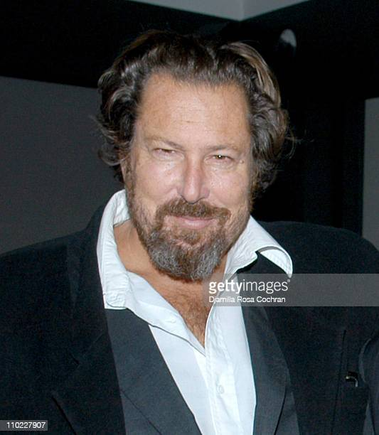 Julian Schnabel during The Film Society of Lincoln Center's Walter Reade Theater Presents Inventing Christopher Walken at Walter Reade Theater in New...
