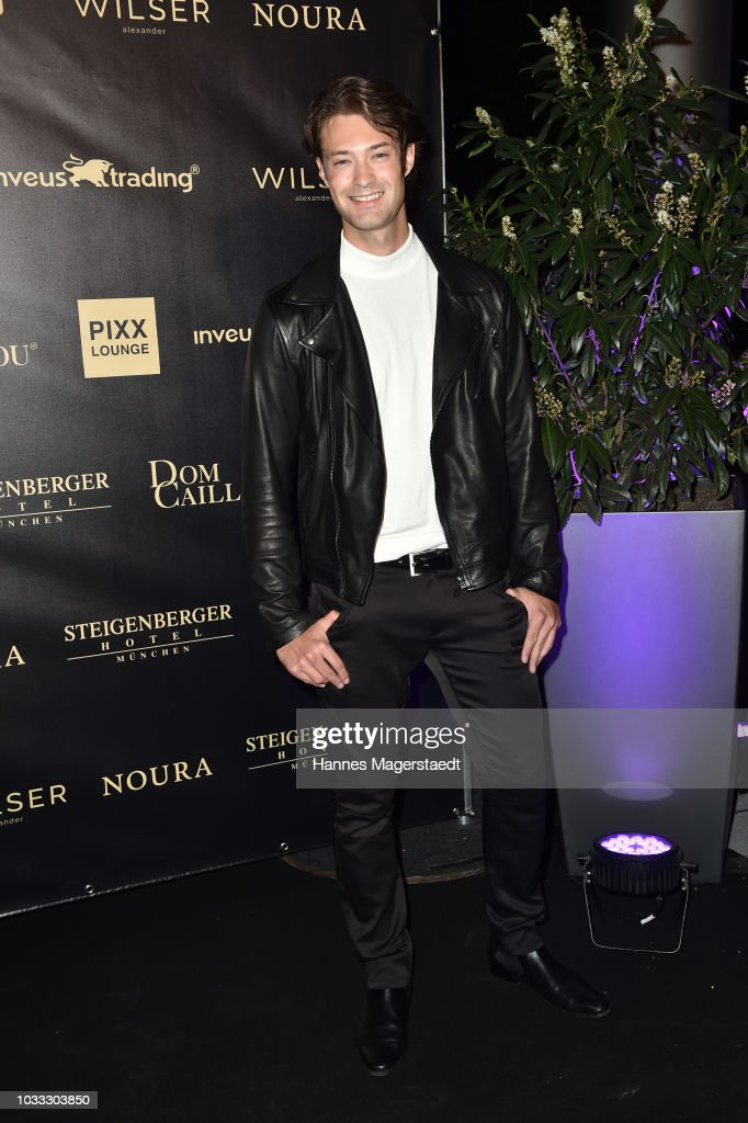 Julian Schneider during the PIXX Lounge Munich at Steigenberger Hotel on September 14, 2018 in Munich, Germany.