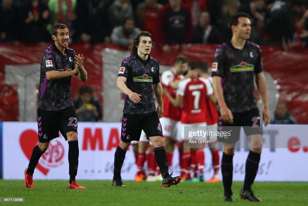 1. FSV Mainz 05 v Sport-Club Freiburg - Bundesliga