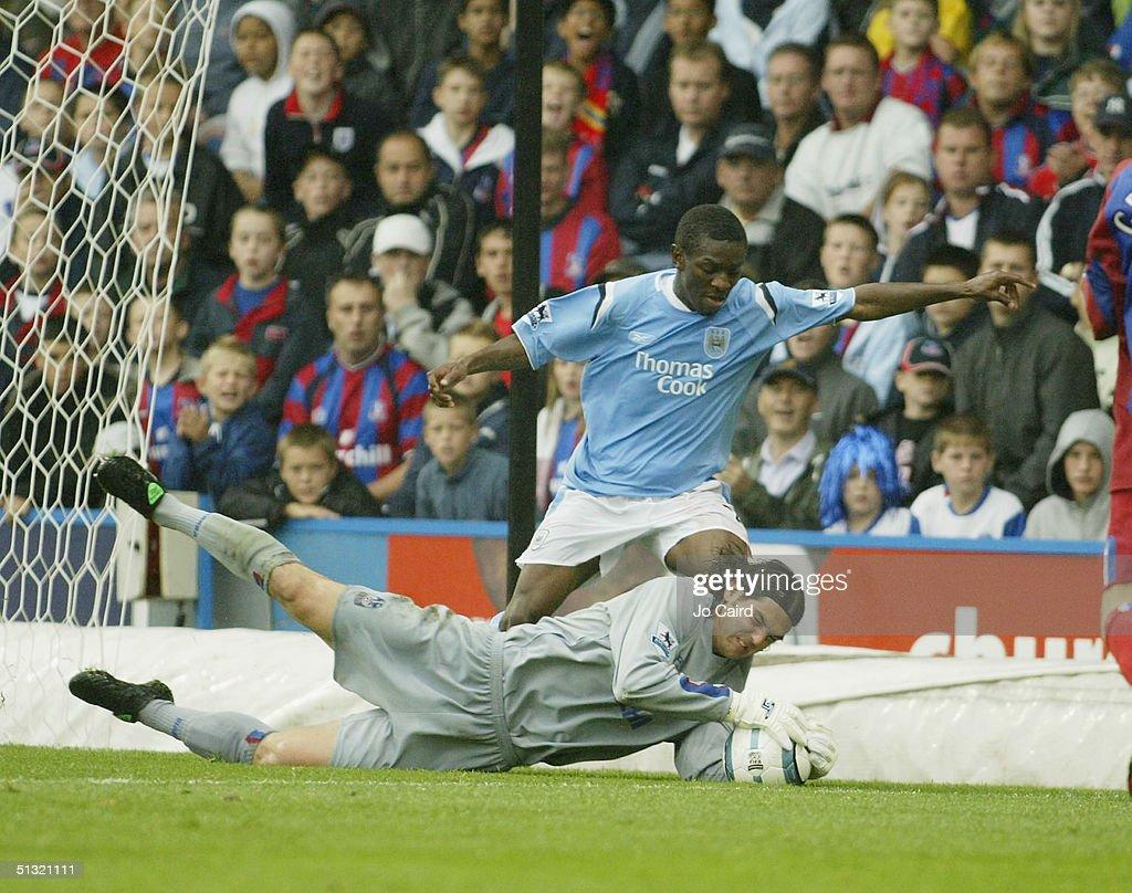 Crystal Palace v Manchester City : News Photo