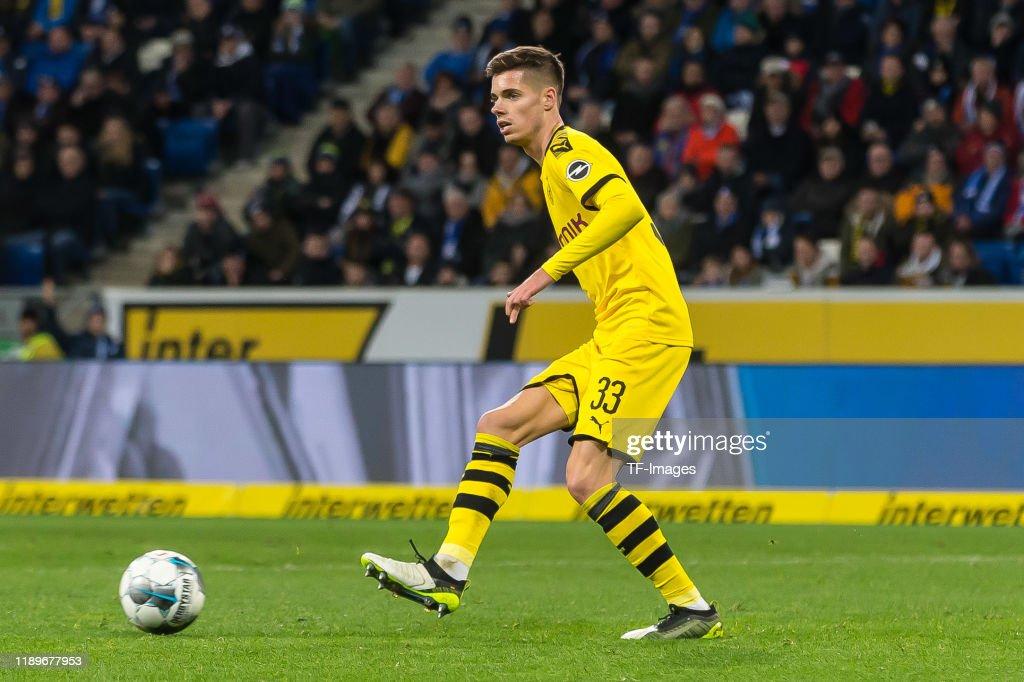 TSG 1899 Hoffenheim v Borussia Dortmund - Bundesliga : News Photo