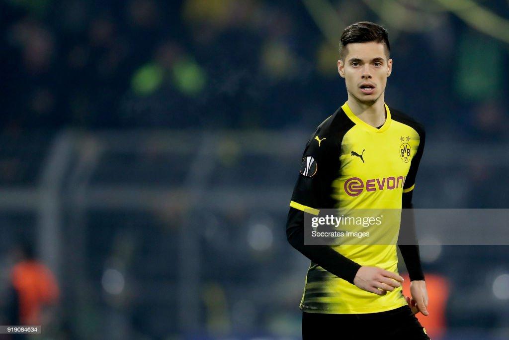 Borussia Dortmund v Atalanta Bergamo - UEFA Europa League : News Photo