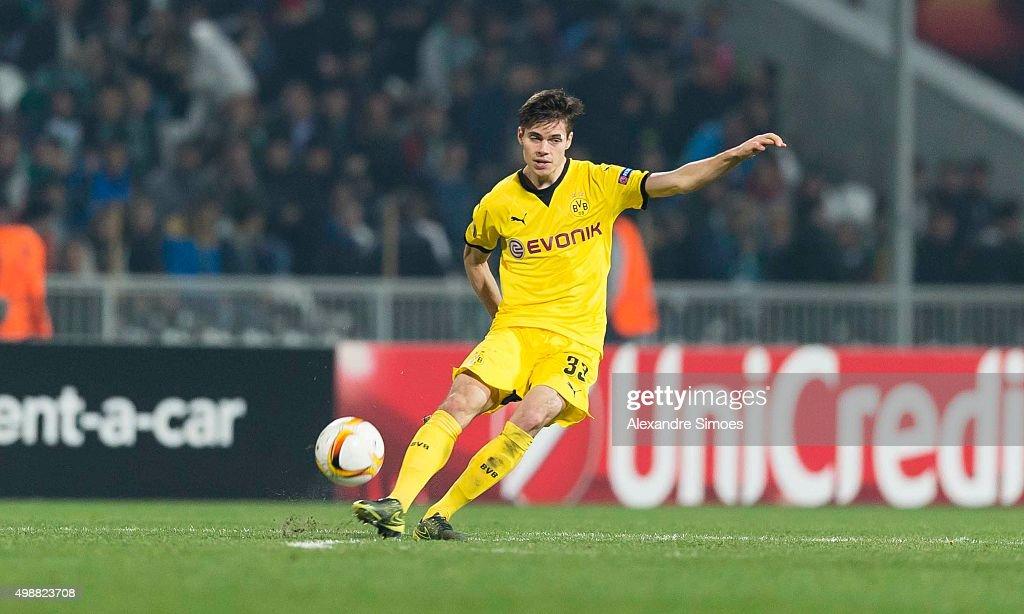 FC Krasnodar v Borussia Dortmund - UEFA Europa League : News Photo