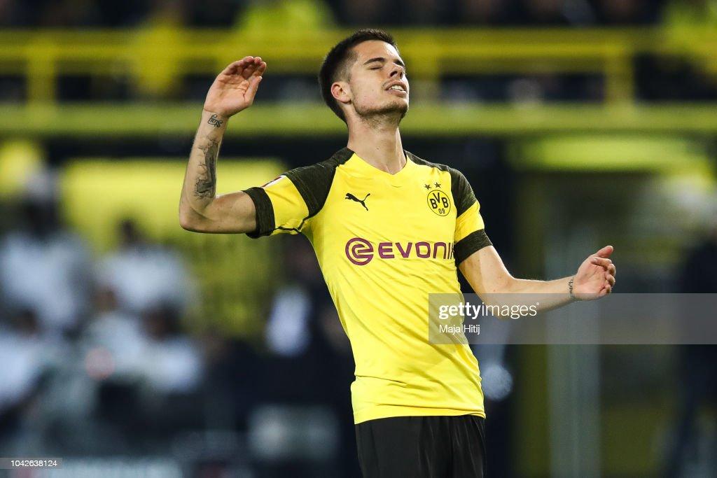 Borussia Dortmund v 1. FC Nuernberg - Bundesliga : Nachrichtenfoto