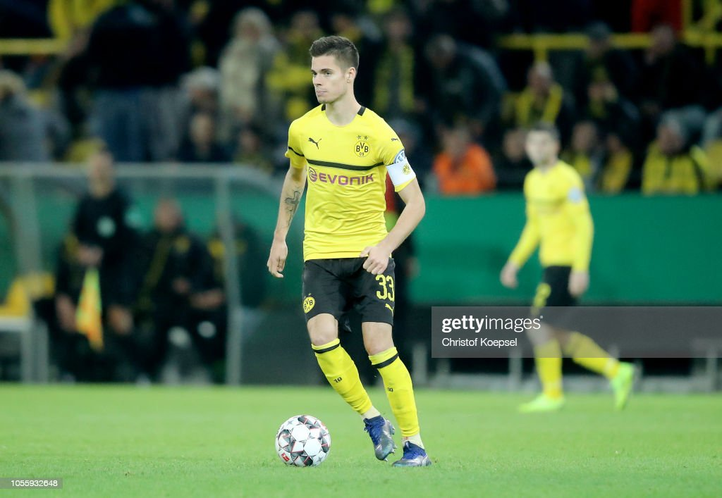 Borussia Dortmund v 1. FC Union Berlin - DFB Cup : News Photo