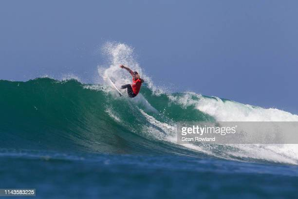 Julian Wilson of Australia competing in the 2016 Hurley Pro at Trestles, San Clemente, CA, USA.