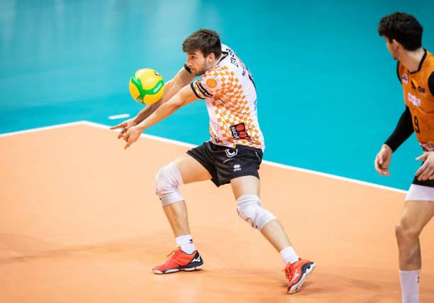 DEU: Champions League Volleyball - BERLIN RECYCLING Volleys v Itas Trentino Volley