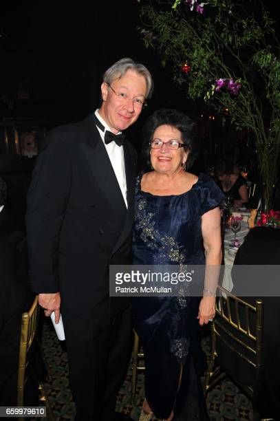 Julian Zugazagoitia and Carmen Uranue attend El MUSEO Gala at Cipriani 42nd St on May 20 2009 in New York City