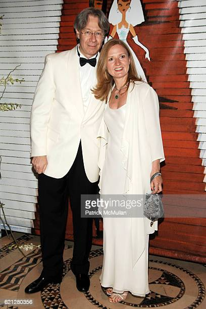 Julian Zugazagoitia and Tasha Zugazagoitia attend EL MUSEO's 15th Annual Gala at Cipriani 42nd Street on May 22 2008 in New York City
