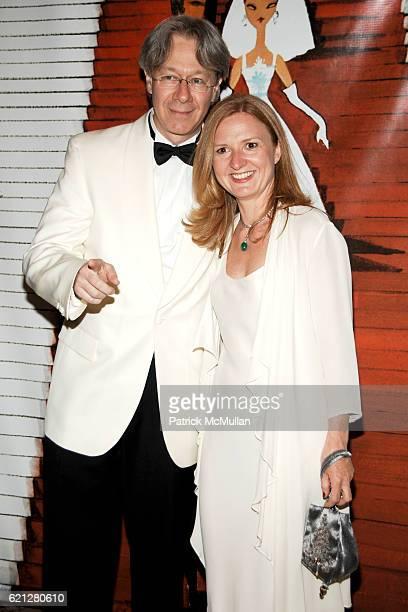 Julian Zugazagoitia and Tasha Zugazagoitia attend EL MUSEO's 15th Annual Gala at Cipriani 42nd Street on May 22 2008 in New York City