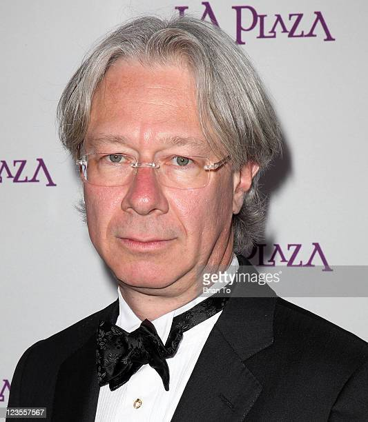 Julian Zugazagoitia attends LA Plaza Inaugural opening gala at LA Plaza de Cultura y Artes on April 9 2011 in Los Angeles California