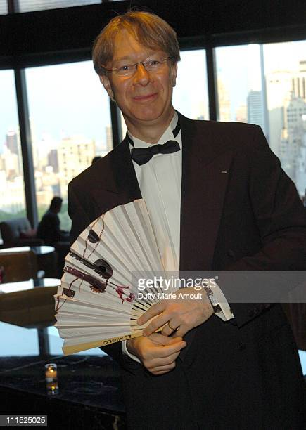 Julian Zugazagoitia during El Museo Del Barrio's 13th Annual Gala at The Mandarin Oriental Hotel in New York City New York United States