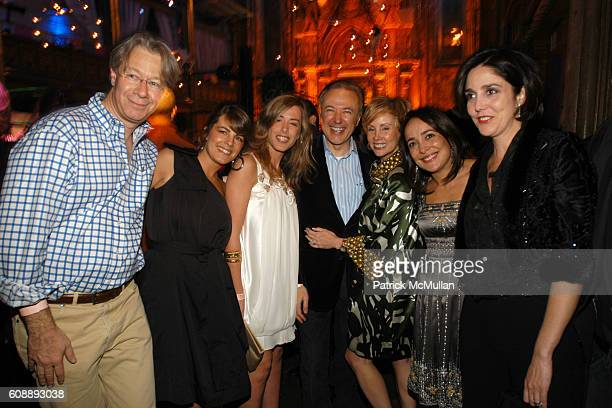 Julian Zugazagoitia Jaz Henderson and Group attend Young International Circle Benefit and Party for EL MUSEO DEL BARRIO at The Angel Orensanz...