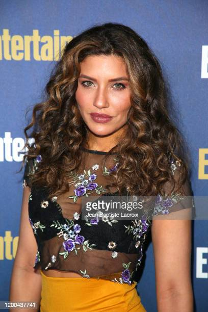 Juliana Harkavy attends Entertainment Weekly PreSAG Celebration at Chateau Marmont on January 18 2020 in Los Angeles California