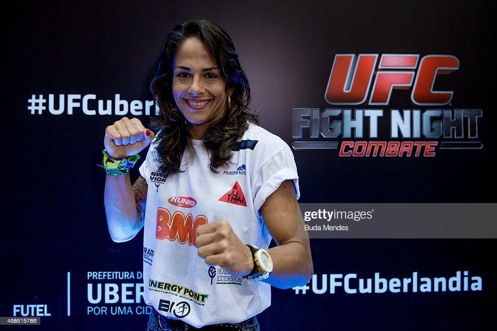 UFC Fight Night Uberlandia - Ultimate Media Day