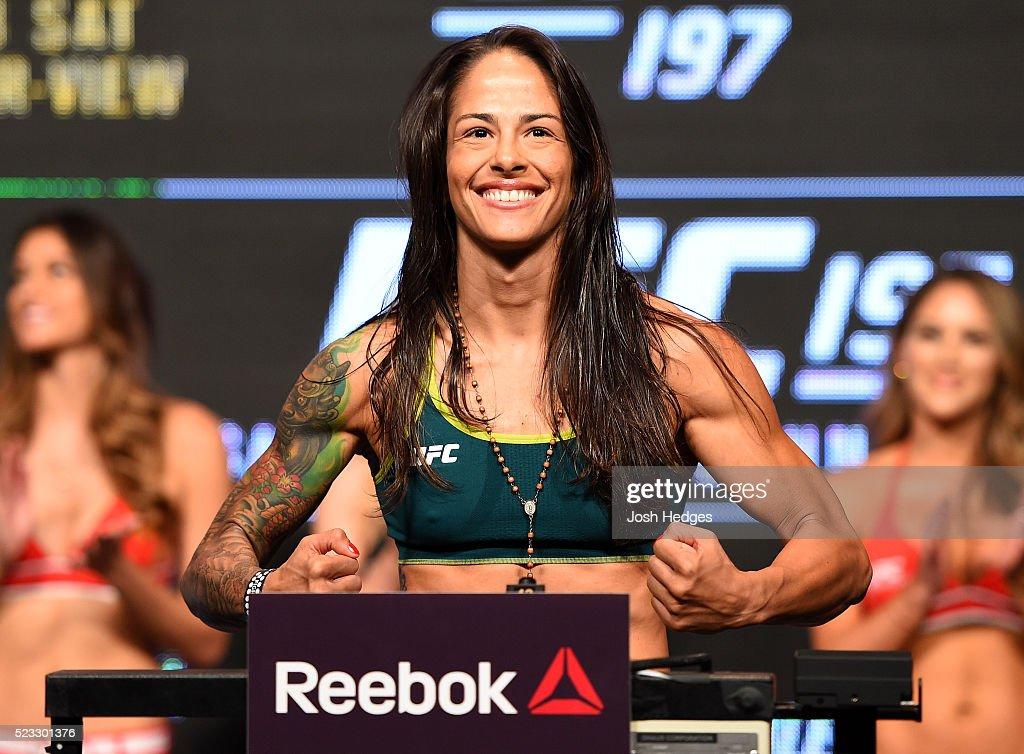 UFC 197: Weigh-ins