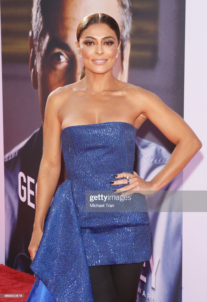 Juliana Paes arrives to the American Film Institute's 46th Life Achievement Award Gala Tribute held on June 7, 2018 in Hollywood, California.