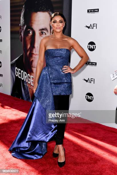 Juliana Paes attends 46th AFI Life Achievement Award Gala Tribute on June 7, 2018 in Hollywood, California.