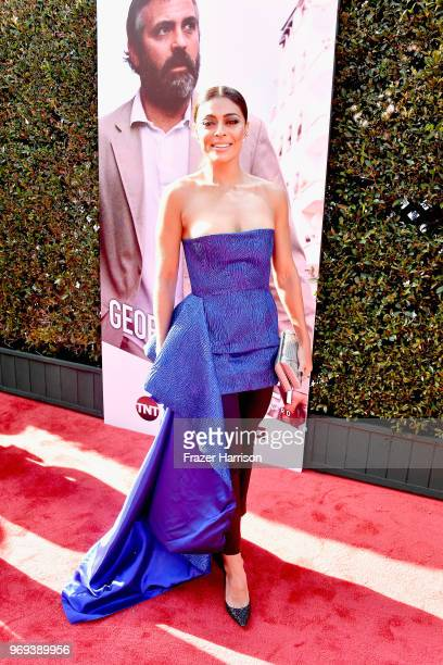 Juliana Paes attends the American Film Institute's 46th Life Achievement Award Gala Tribute to George Clooney at Dolby Theatre on June 7, 2018 in...