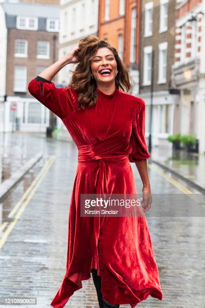 Juliana Paes sighting on March 05, 2020 in London, England.