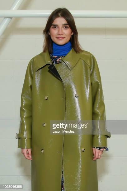 Juliana Salazar on February 11 2019 in New York City